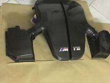 Bmw e60 e61 e63 m5 m6 Airbox carbon aire coleccionista air intake system m5 m6