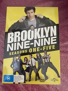 Brooklyn 99 Box Set Season 1-5