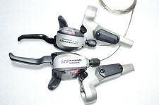 Shimano Deore LX Dual ST-M585 Shifter Brake lever Set Disc 3x9 speed Hydraulic