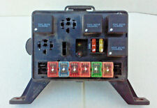 94 DODGE DAKOTA  UNDER HOOD FUSE BOX  - WITH FUSES AND RELAYS AS PICTURED