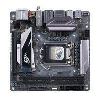 ASUS ROG STRIX Z270I Gaming Motherboard Intel Z270 LGA1151 MINI-ITX SATA3.0 Used