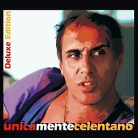 ADRIANO CELENTANO - UNICAMENTECELENTANO  CD 15 TRACKS  NEW