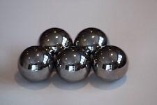"FIVE  1""  Inch Carbon Steel Bearing Balls"