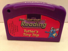 Leap Frog Pad Pre Reading Game Tutters Tiny Trip Purple Cartridge Only