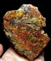 375g Rare natural raw pietersite stone crystal rough healing stone Namibia H391