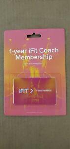 1-year iFit Coach Membership Family