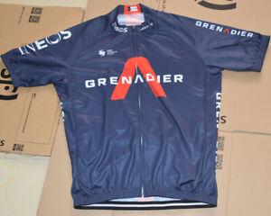 ineos Cycling Jersey MTB Cycling Jersey Short Sleeve
