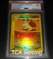 PSA 9 MINT Sandslash 93/144 Skyridge REVERSE HOLO Pokemon Card