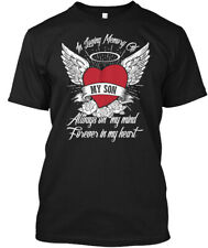 Rip Son Remembrance Gifts Hanes Tagless Tee T-Shirt