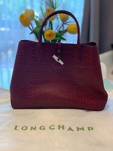 sac longchamp Bordeaux jamais porté