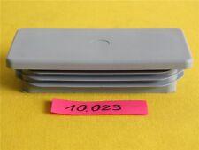 5 Lamellenstopfen für Vierkantrohr 100x50 mm WS 3 mm
