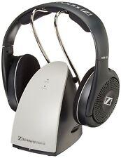 Sennheiser RS120 On-Ear Wireless RF Headphones w/ Charging DocK, 8JA15