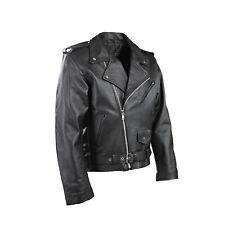 Hommes P2 Moto Perfecto Brando Motorbiker Veste en cuir style actuel gratuit