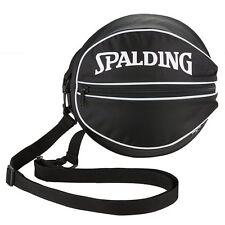 Spalding Japan Basketball ball Carry Case Shoulder Bag Black White 49-001