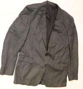 BURBERRY HERREN Sakko Gr. 106 Business Jacket MONACO hochwertig WOLLE BURBERRYS