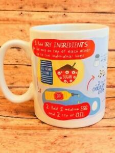 Muffin in a Mug Ginger Fox Mugs Cake Cup Microwave 3 Minutes