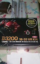 Fotocamera Nikon d3200