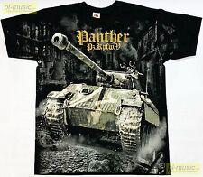 = t-shirt PANTHER tank / ALLPRINT -size  M koszulka  WW2 WWII