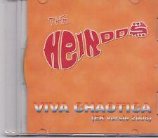 The Heinoos-Viva Chaotica promo cd single