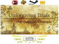 Unforgiving Trials: The Darkest Crusade PC Digital STEAM KEY - Region Free