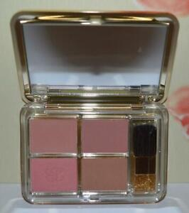 ESTEE LAUDER Nude Rose/Rosewood/Pink Kiss/Bronze Goddess Deluxe Face Compact