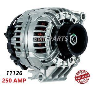 250 AMP 11126 Alternator Pontiac Grand Prix Buick Allure Lacrosse HIGH OUTPUT HD