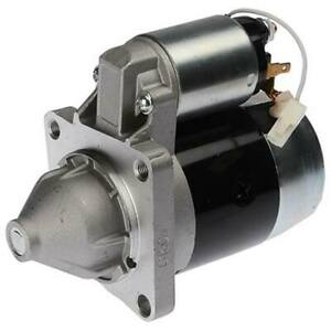 OEX Starter Motor 12V 8th Cw MXS213