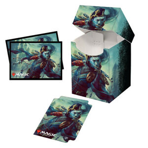 Sakashima of a Thousand Faces PRO 100+ Deck Box and 100ct Sleeves - Commander Le