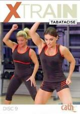 CATHE FRIEDRICH XTRAIN SERIES TABATACISE DVD NEW SEALED WORKOUT X TRAIN EXERCISE