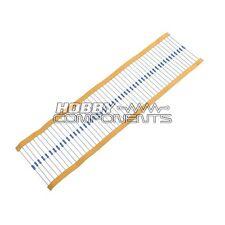 ***Hobby Components UK*** 100K 1/4 Watt Resistors (Pack of 50)