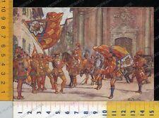 33574] SIENA - LE STORICHE CONTRADE DI SIENA  - COMPARSA DELLA CHIOCCIOLA