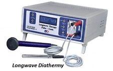 Tecar Shortwave Diathermy Pain Relief Machine New Therapy  LCD pre program  gew