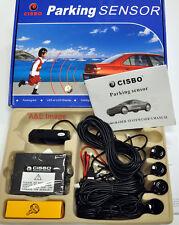 Reverse Parking Sensor 4 Rear Sensors Audio Buzzer & MiNi LED Display SB387