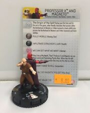 Professor X and Magneto #053- Marvel HeroClix