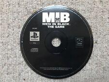 Hombres negros-Sony Playstation PS1 disco sólo PAL Reino Unido