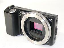 Nex-5 Black Sony Body Used