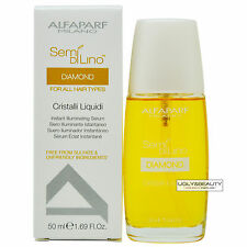 Alfaparf Semi DiLino Diamond Cristalli Liquidi Illuminating Serum 1.69 Oz/ 50 ml