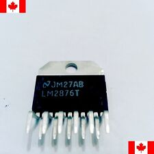 LM2876T - 40W Audio Power Amplifier IC DIY( NEW )