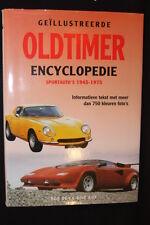 Rebo Oldtimer Encyclopedie Sportauto's 1945 - 1975 Rob de la Rive Box (JvH) #2