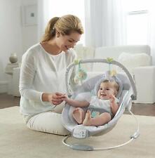 Baby Bouncer Chair Rocker Toys Vibration Swing Unisex Boy Girl Seater Newborn