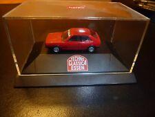 Herpa Scirocco 1 1:87 rot Messemodell Techno Classica 1993