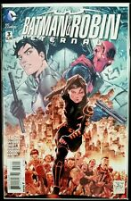 BATMAN & ROBIN ETERNAL #3 (DC Comics) Comic Book NM