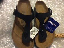3b84cddfd7cb Women s Leather Sandals Birkenstock Gizeh for sale