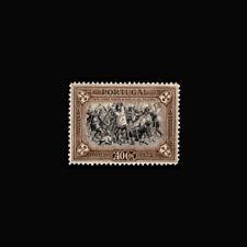 Portugal, Sc #446, MH, 1928, Battle of Atoleiros, 5HI