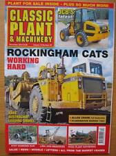 Classic Plant & Machinery December 2014 Caterpillar 631 637G Allis Chalmers Lima