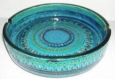Studio - Bilossi Aldo Londi -  Italian Rimini Blue Bowl Raymor - Sgraffito Glaze