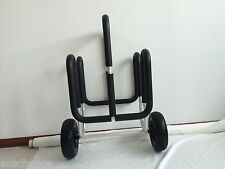 New Double SUP Surfboard Trolley Stand Up Paddleboard Kayak Beach Cart-JET07007B