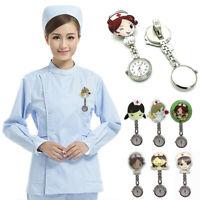 Women/Nurse's Watch Quartz Watch Brooch Tunic Fob Pocket Watch Pendant Harajuku