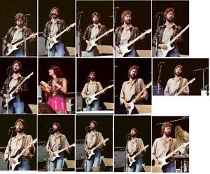 75 Blackbushe 1978 concert photos - Bob Dylan, Eric Clapton, Parker, Armatrading