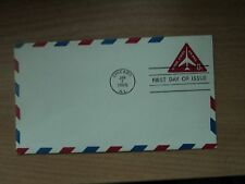 USA 1965 Jan 7 Air Mail 8c Envelope First Day of Issue. Chicago IL Postmark